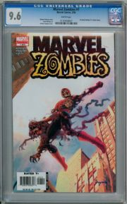 Marvel Zombies #1 1st Print 2006 CGC 9.6 Robert Kirkman Marvel comic book